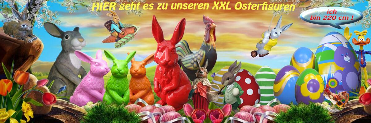 Osterdeko XXL
