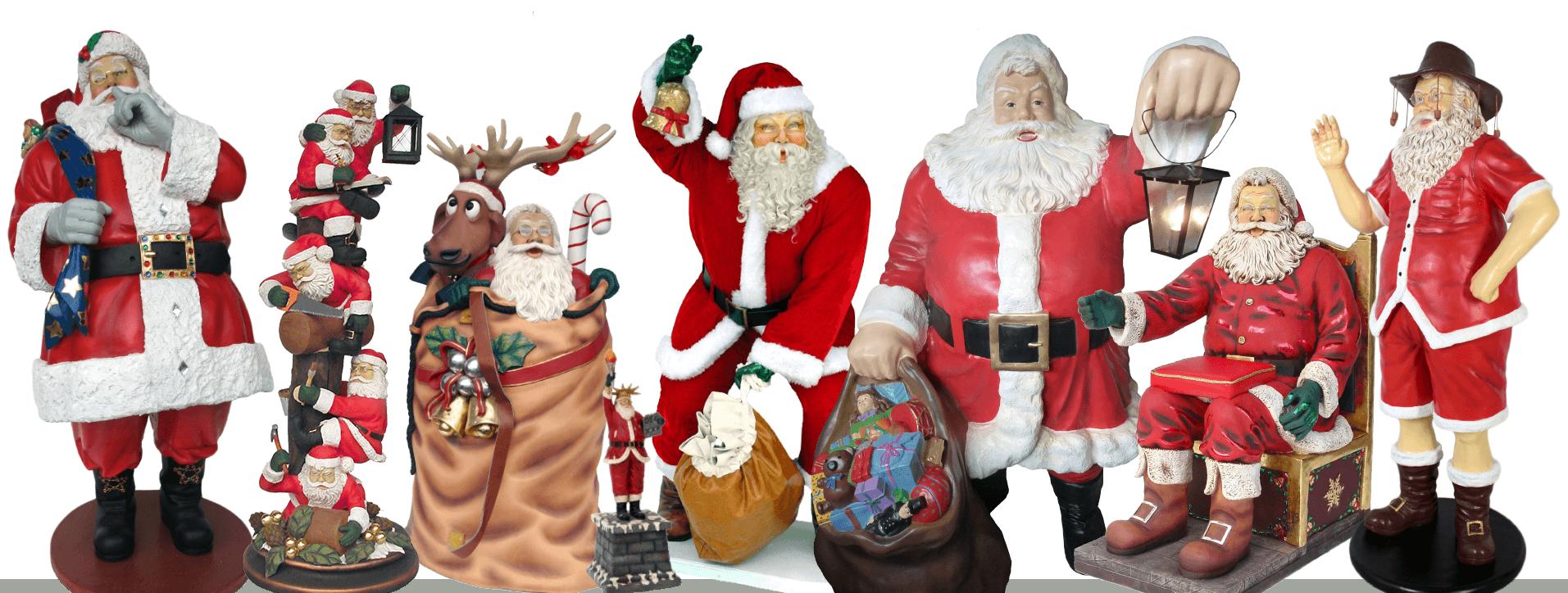 weihnachtsm nner als lebensgro e weihnachtsfiguren hier. Black Bedroom Furniture Sets. Home Design Ideas