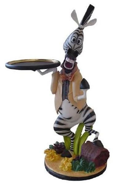 Zebra als butler walt deko for Butlers deko