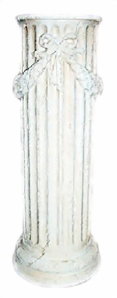 Säule mit Schleife