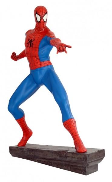 Spiderman Comic mit Steinbase - Marvel Life-Size