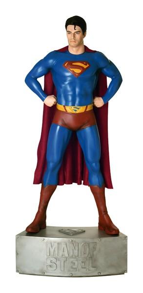 Superman Returns Statue Life-Size