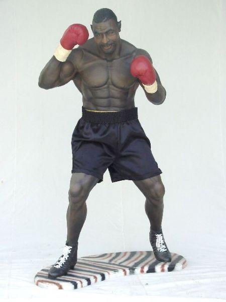 Boxer Mike Tyssen