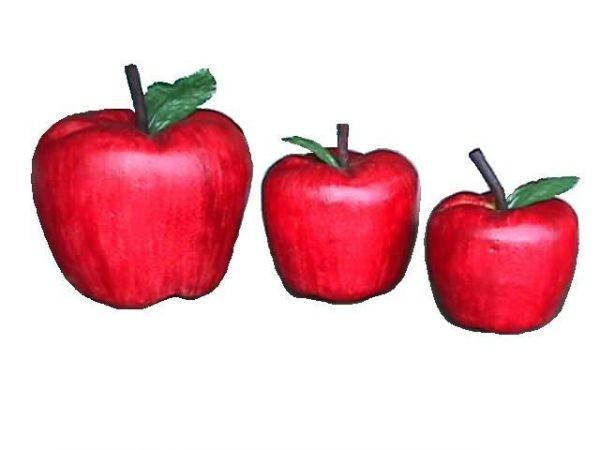 Apfel GFK