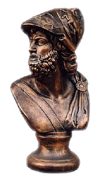Büste Zeus