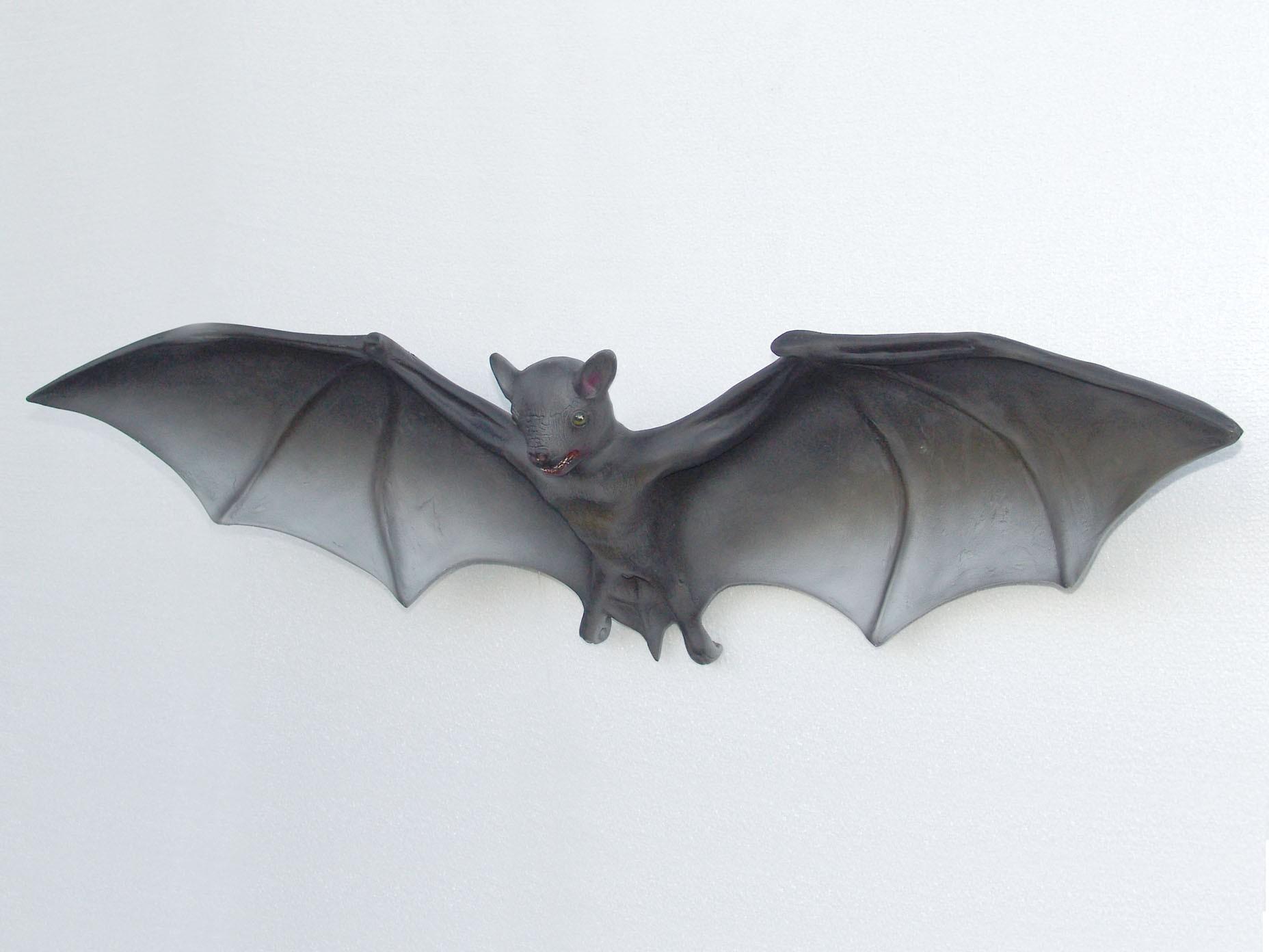 Fledermaus Vampir groß