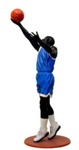 Basketballer groß