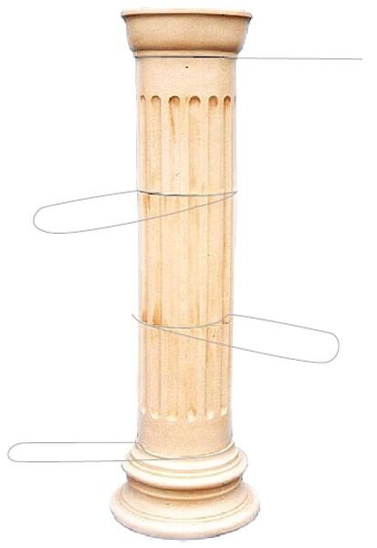 Säulen Regal