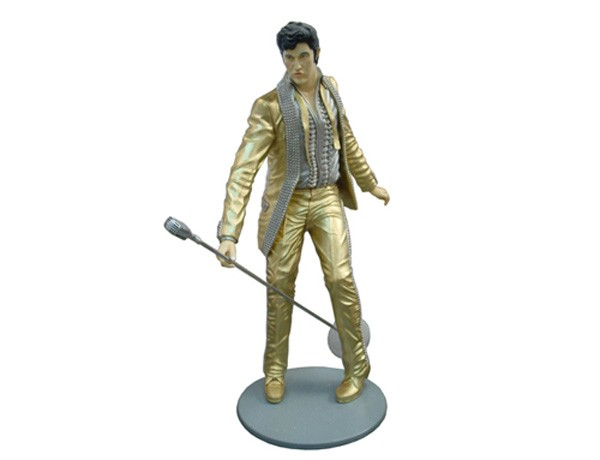 Elvisdouble  in Gold