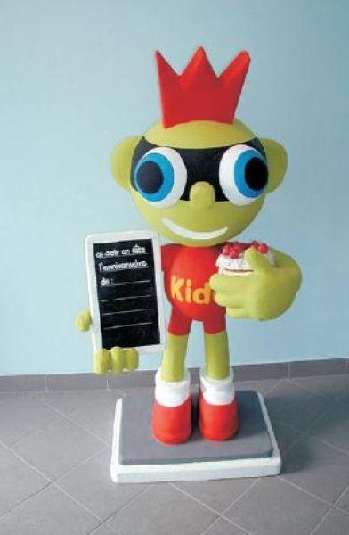 Kidsmenü- Figur