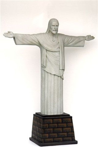 Christus Erlöserstatue Rio Brasilien