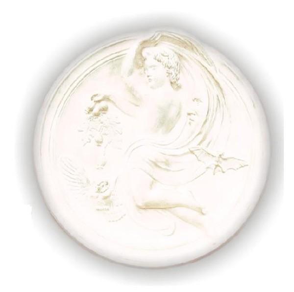 Ovale Wandtafel