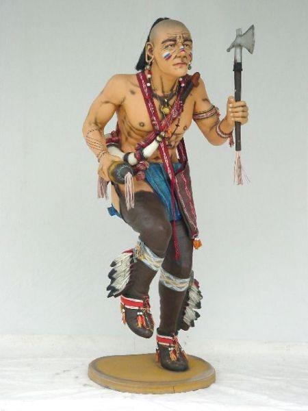 Indianer Kriegstänzer