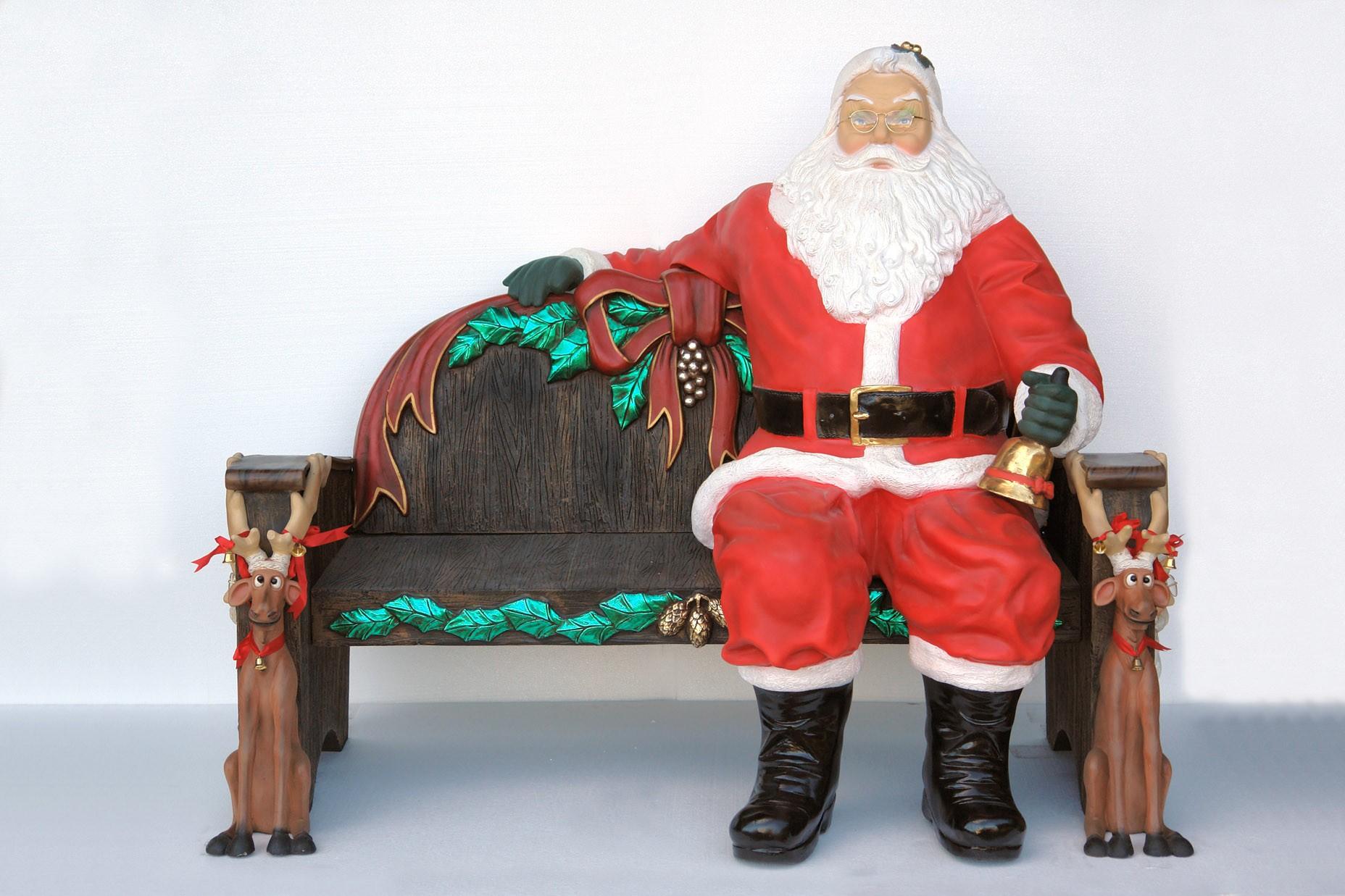 Weihnachtsmann deko aussen bestseller shop mit top marken for Top deko shop