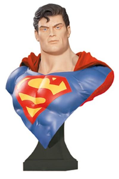 Supermanbüste