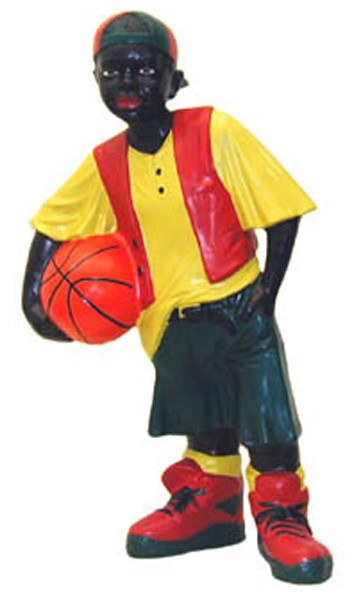 Basketballer klein