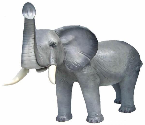 Elefant groß