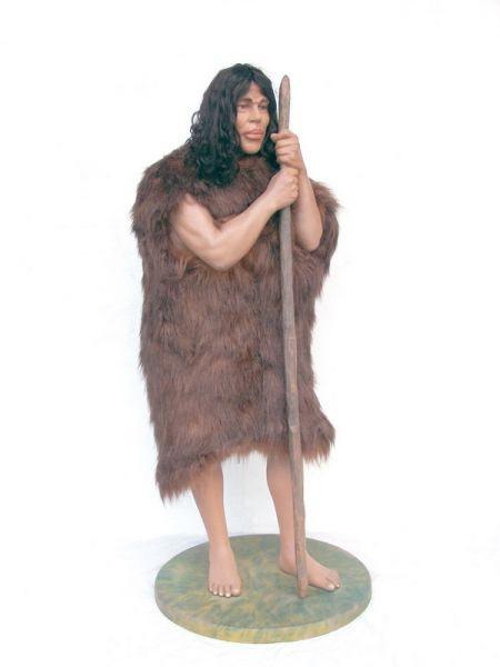 Steinzeitmensch Mann