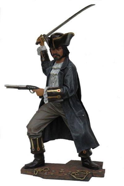 eleganter Pirat
