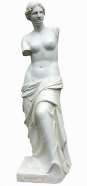 Antike Frauenfigur