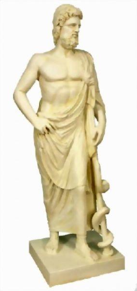 Antike Herrenfigur