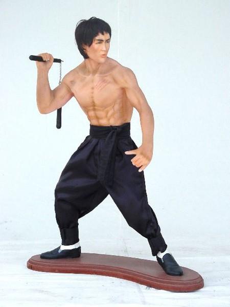 Kung-Fu Kämpfer Klein