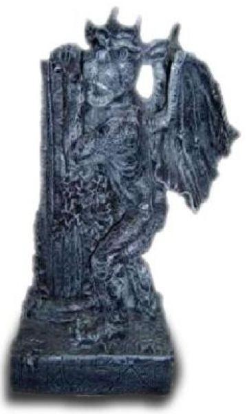 Säulenfragment mit Drachen