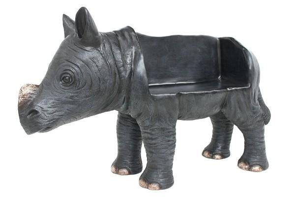 Nashorn Sitz für Kinder