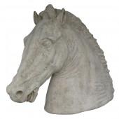 Pferdekopf Antik