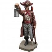 Pirat groß mit Laterne