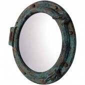 Bullauge Spiegel klein