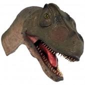 Allosaurus Kopf - Mund offen