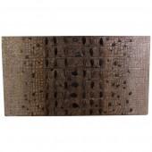 Krokodil Haut Wandtafel zum hinhängen