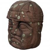 Maya - Olmec Kopf klein