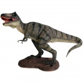 kleiner T-Rex fressend