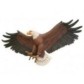 amerikanischer Weißkopfseeadler  XXL für Wandmontage