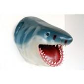 weißer Haikopf groß
