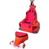 Formel-1 Sessel-Hocker Set