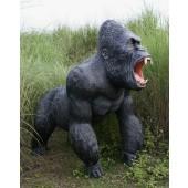 Gorilla schwarz