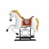 Karussell Pferd mit Sattel