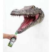 Krokodilkopf Flaschenöffner