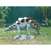 Dinosaurier Stegosaurus klein