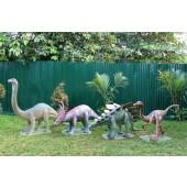 BabyDinosaurier 4 Stück