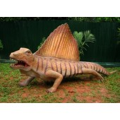 Dinosaurier Dimetrodon