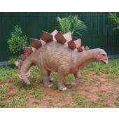 Dinosaurier Stegosaurus mittel