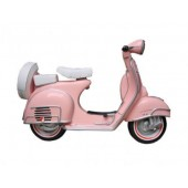 Scooter in Pink