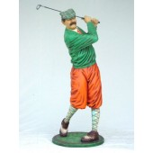 Golfer klassisch