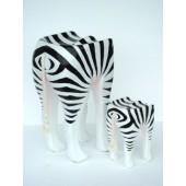 Barhocker Zebra Groß