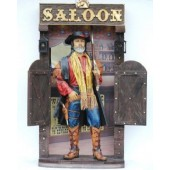 Cowboy im Saloon