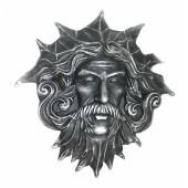 Poseidon Kopf